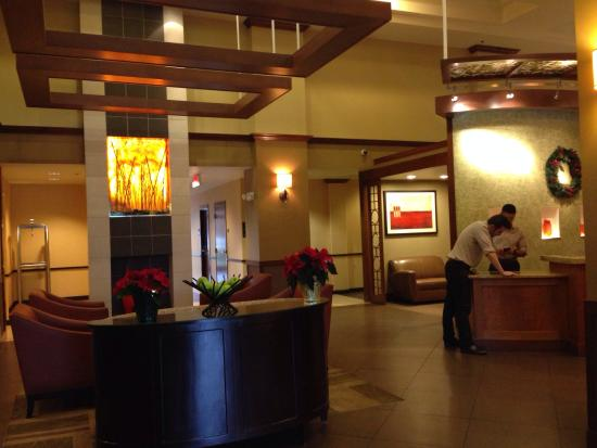 Hyatt Place Raleigh West: Lobby