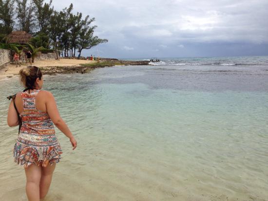 Ocho Rios Bay Beach: Tranquilidade