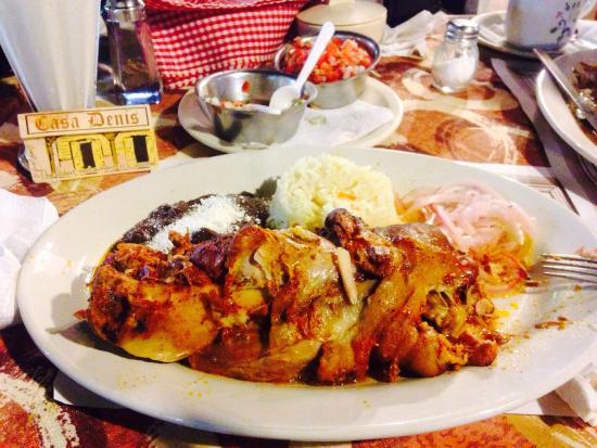 Casa Denis: El mejor lugar para desayunar comer y cenar en Cozumel ! Comida mexicana i love it!