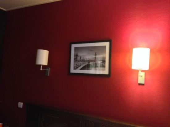 Hôtel Trianon Rive Gauche: our room