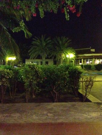 Pestana Tropico Hotel : Room view at night