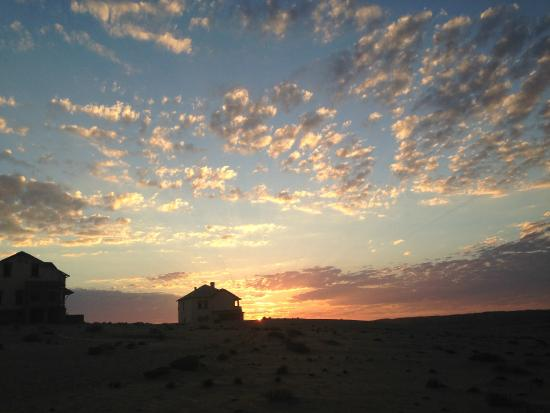 Ciudad fantasma de Kolmanskop: kolmanskop