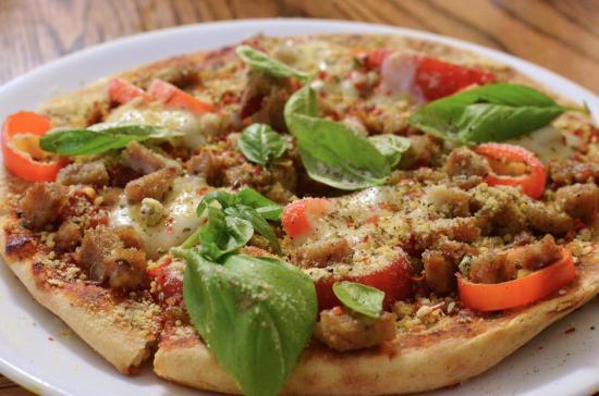 Mona Lisa Bistro: Italian Pizza