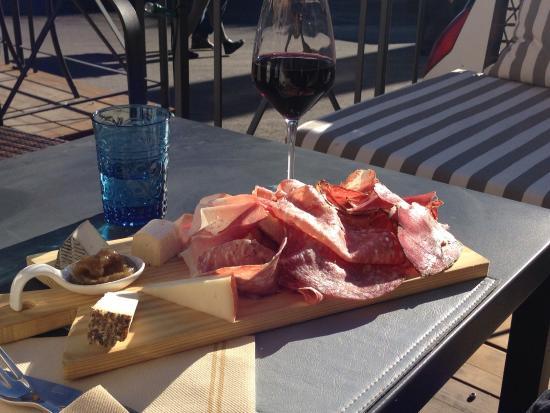 Bottega Baracchi: Tagliere salumi toscani