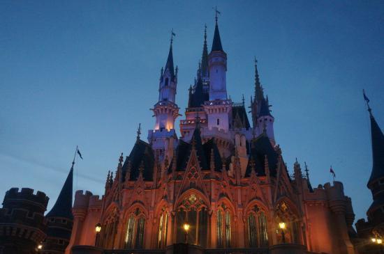 Cinderella S Castle Tokyo Disneyland Picture Of Tokyo Disneyland