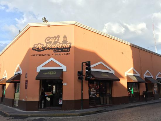 Cafe la Habana : Muy recomendable