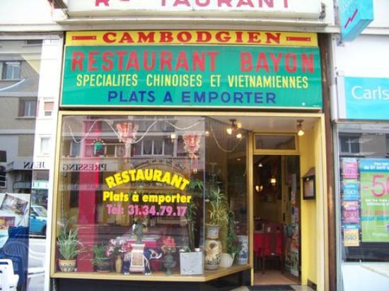 Bon Restaurant Asiatique Caen