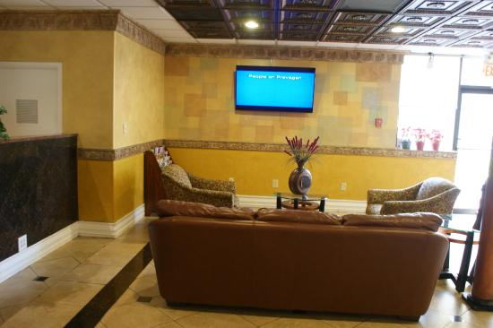 Days Inn Fort Lauderdale-Oakland Park Airport North: Lobby Area