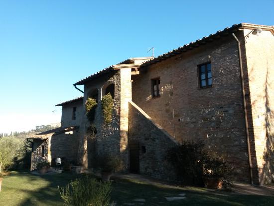 La Frateria di San Benedetto: Esterno Frat. San Benedetto