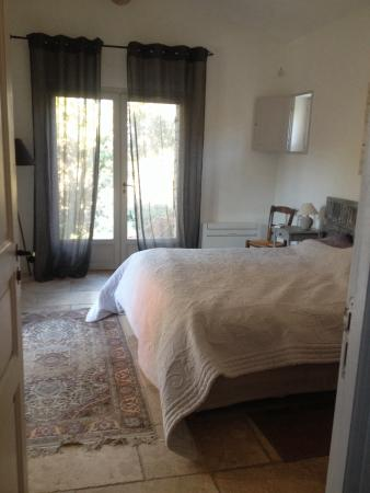 Les Terrasses: Super cosy room