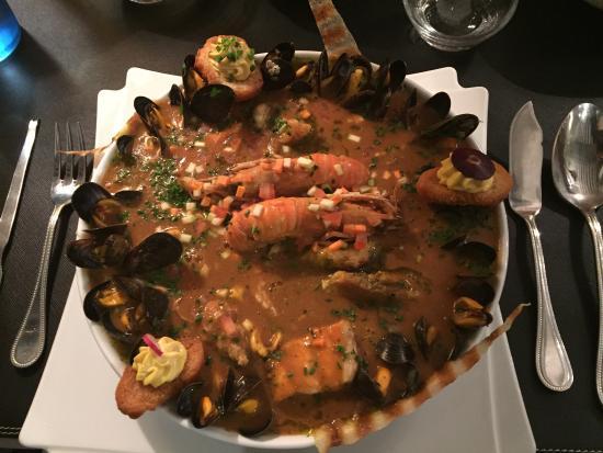 Au Petit Mareyeur: Bouillabaisse