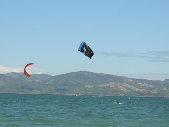 Blue Dream Hotel: Kitersurfing