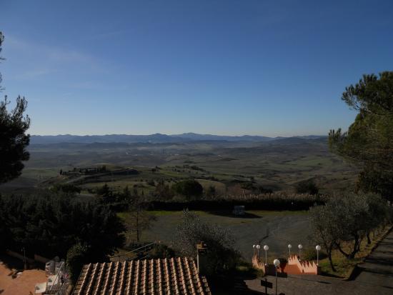 Hotel Cavallino Blu: Panorama dall'hotel