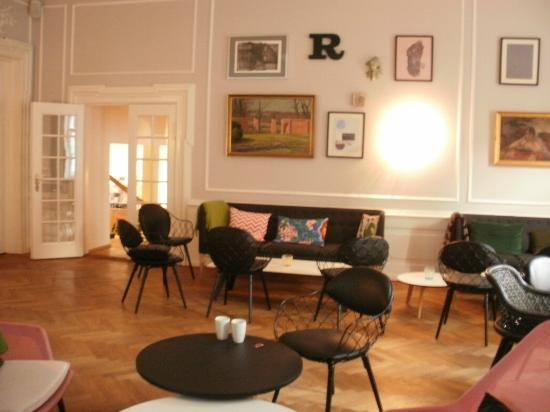 Rungstedgaard: Another lounge