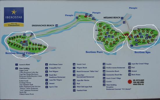 Carte du Iberos... Nachos
