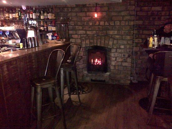 Groovy Cozy Fire Xx Picture Of Bank Street Bar Kitchen Glasgow Andrewgaddart Wooden Chair Designs For Living Room Andrewgaddartcom