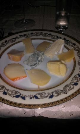 Restaurant Merlot: Oste i særklasse og modnet.