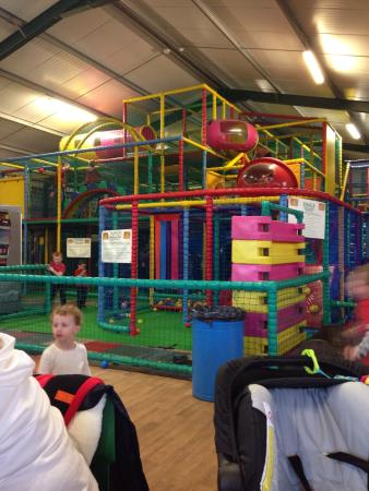 soft play areas east sussex