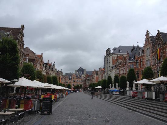 Old Market Square : Para comer y beber