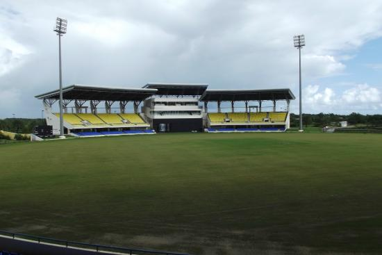 New staduim;Sir Vivian Richards Stadium, Antigua