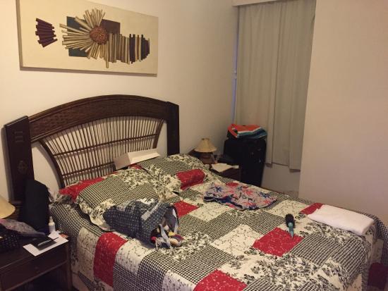 Hotel Los Pinos Punta : Apto 107: suíte