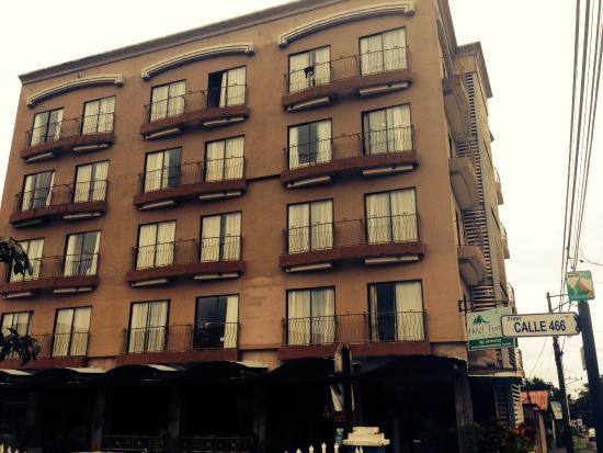 Hotel La Fortuna: Hotel