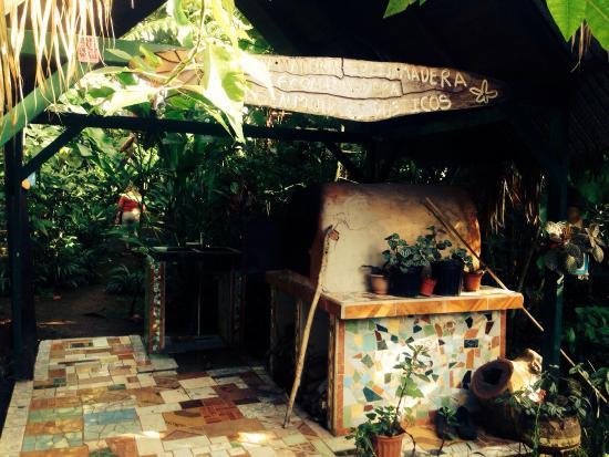 Posada Andrea Cristina: Lobby area