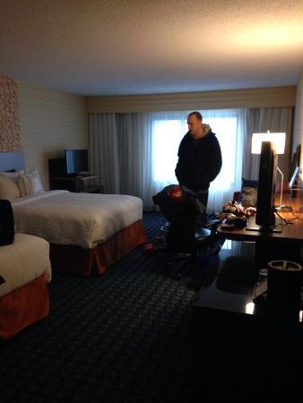 Fairfield Inn & Suites Rochester West/Greece: Room