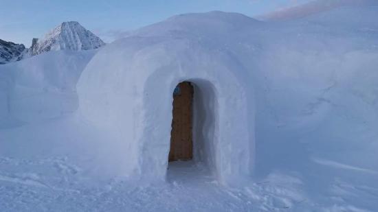 White Lounge: Iglo