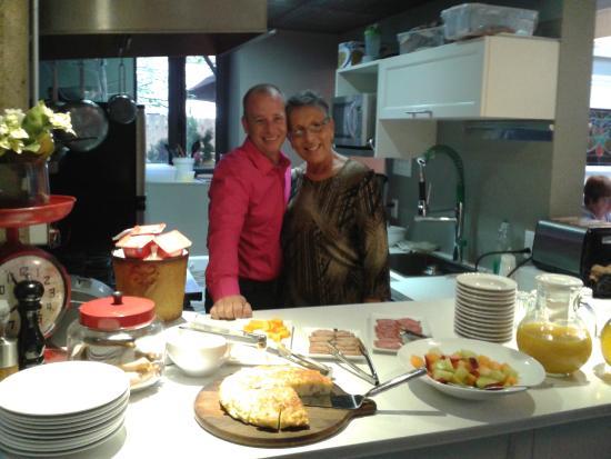 Hotel Epik Montreal Breakfast