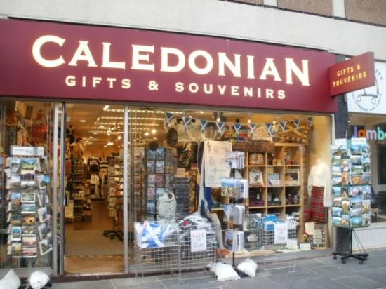 Caledonian Gifts and Souvenirs