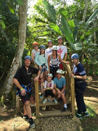 Bocawina Adventures & EcoTours Ltd.: Pre-Flight Foto!