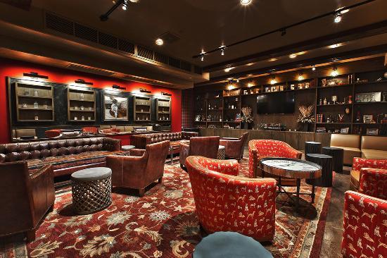 Fletcher S Library Lounge