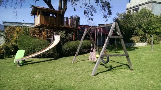 Posada Corto Maltese: Kids´ playground area