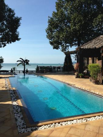 Krabi Tropical Beach Resort: PIscine