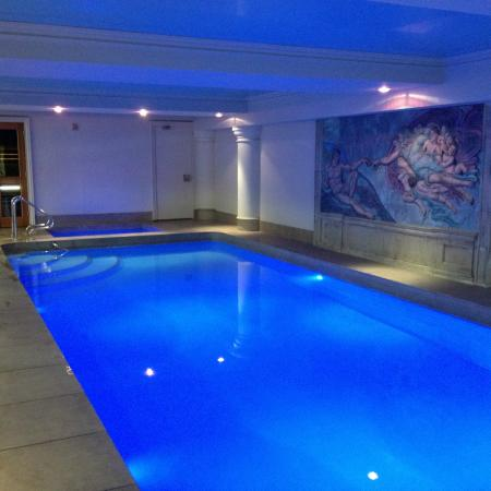 24 Hour Pool Picture Of The Playford Mgallery By