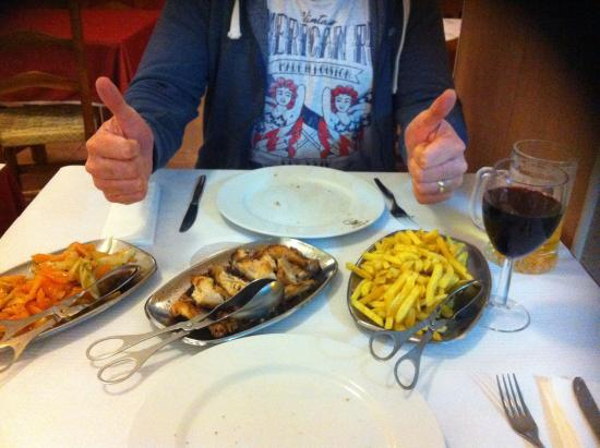 O Manel Dos Frangos : Great food