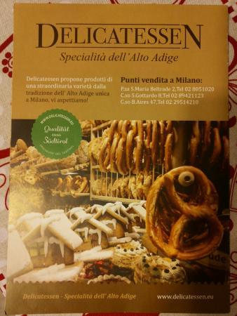 Delicatessen Panetteria