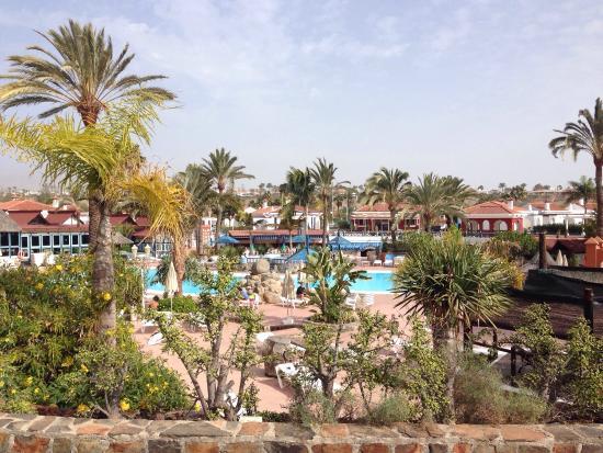 Duna Golf: Vista piscina