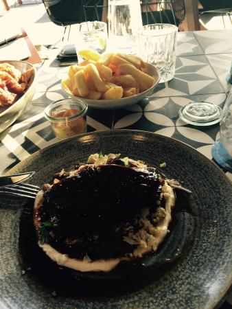 Junction: Slow cooked lamb