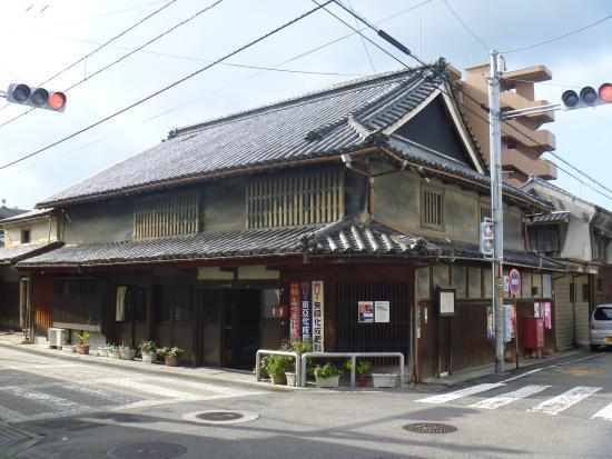 """Iyo, Japan: """"山惣商店""""の建物"""