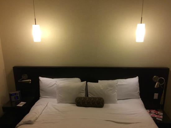 Shaw Club Hotel : Room