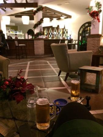 Ona Alanda Club Marbella: Hotel bar area