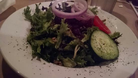 Bocelli's Italian Eatery : Fresh salad