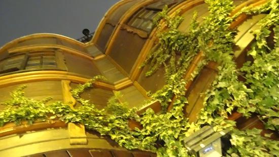 Apex Hotel: Facade de l'hôtel