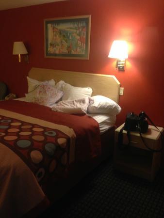 Super 8 Chipley : Bed