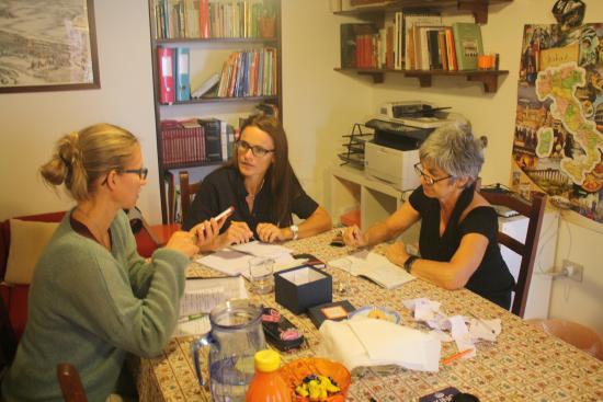 Venice Italian School : Gruppo Avanzato - settembre 2014