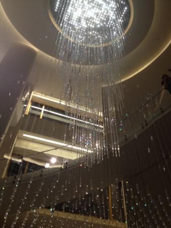 Swarovski crystal chandelier picture of rockefeller center new rockefeller center swarovski crystal chandelier aloadofball Choice Image