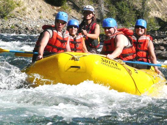 Kootenay Raft Co : Rapids
