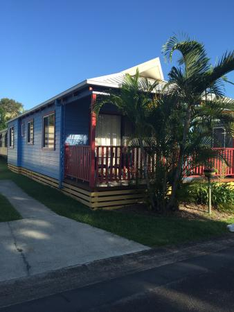 Gateway Lifestyle Maroochy: Deluxe 2 bedroom cabin